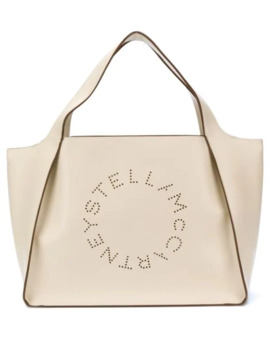 Stella Logo Tote by Stella Mc Cartney