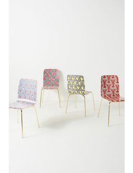Kendra Tamsin Dining Chair by Anthropologie