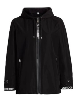 Everton Logo Rain Jacket by Burberry