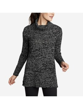 Lounge Around Turtleneck Sweater by Eddie Bauer