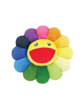 Takashi Murakami Kaikai Kiki Flower 60 Cm Cushion Rainbow by Stock X