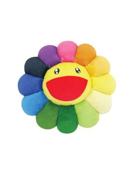 Takashi Murakami Flower 30 Cm Plush Rainbow by Stock X