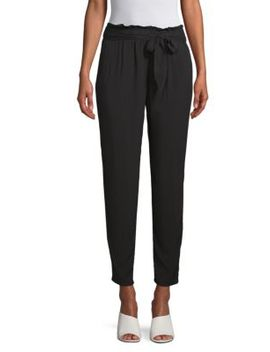 Casual Belted Pants by Bcbgmaxazria