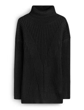 Black Roll Neck Jumper by Primark