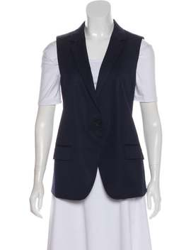 Button Up Vest by Maison Martin Margiela