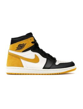 Jordan 1 Retro High Yellow Ochre by Stock X