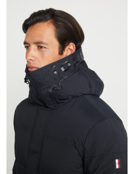 Stretch Hooded   Winterjacke by Tommy Hilfiger