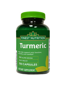 Finest Nutrition Turmeric 500mg150.0ea by Walgreens