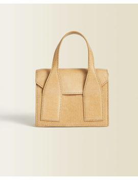 Hailee Leather Mini Grab Bag Hailee Leather Mini Grab Bag by Jigsaw