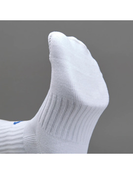 Nike Classic Ii Socks   White/Royal by Pro Direct Soccer