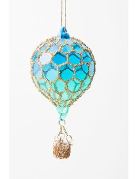 Montgolfier Hot Air Balloon Decoration by Anthropologie