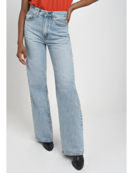 Ribcage Wide Leg   Flared Jeans by Levi's®