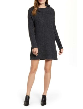 Calson® Cozy Links Long Sleeve Sweater Dress by Caslon®
