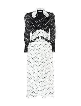 Yvette Seersucker Dress by Rejina Pyo