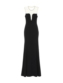 Silk Twill Gown by Stella Mc Cartney