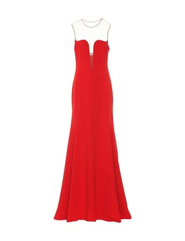 Sleeveless Crêpe Gown by Stella Mc Cartney