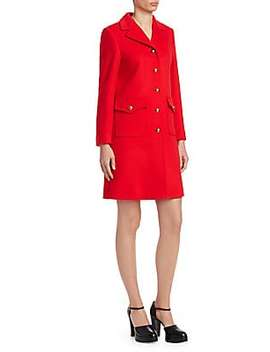 Wool Peacoat by Gucci