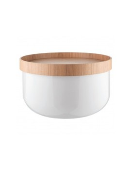 White Storage Coffee Table With Removable Lid White Storage Coffee Table With Removable Lid by Bert                         Bert
