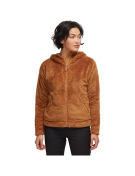 Furry Fleece Hooded Jacket   Women's by The North Face