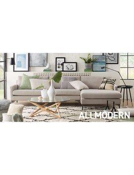 Oliver Upholstered Bench by Allmodern