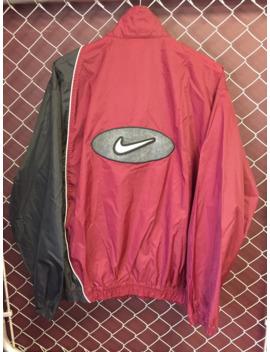 Vintage Nike Windbreaker 90s by Nike  ×