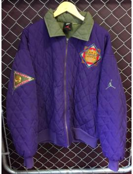 Vintage 80s Jordan Nike Jacket by Nike  ×