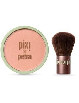 Pixi Beauty Bronzer + Kabuki   Subtly Suntouched by Pixi
