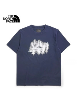 Urban Exploration Black Series Kk Yon Tee Navy by The North Face  ×  Kazuki Kuraishi  ×