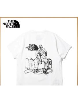 Kazuki A1 Ss Tee Black White by The North Face  ×  Kazuki Kuraishi  ×