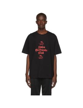 Black Snake Metal T Shirt by Stolen Girlfriends Club