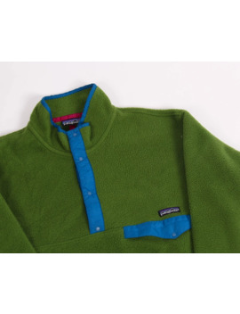 Patagonia Synchilla Fleece Snap T Pullover by Patagonia  ×