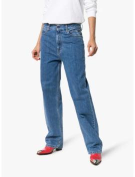 Baggy Boyfriend Jeans by Calvin Klein Jeans Est. 1978
