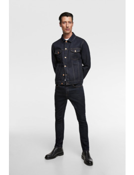 Jean Coupe Slim by Zara