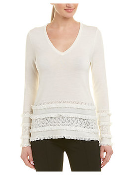 Trina Turk Sass Wool Sweater by Trina Turk