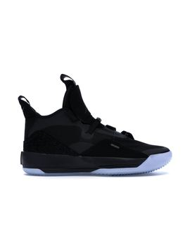 Jordan Xxxiii Blackout by Stock X