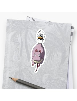 Spirited Away Sticker by Ednathum