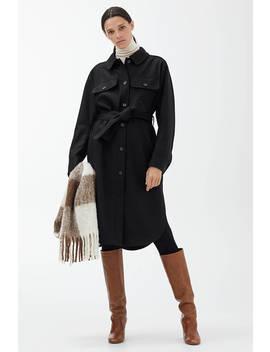 Wool Overshirt Coat by Arket