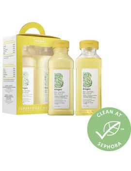 Briogeo Banana + Coconut Superfoods Shampoo & Conditioner Hair Pack by Briogeo
