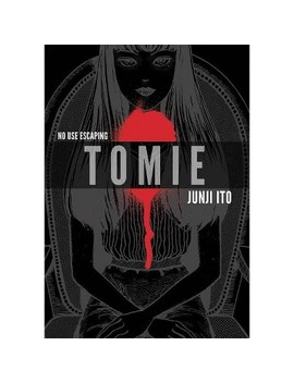 Tomie   (Tomie: Complete Deluxe Edition) By Junji Ito (Hardcover) by Target