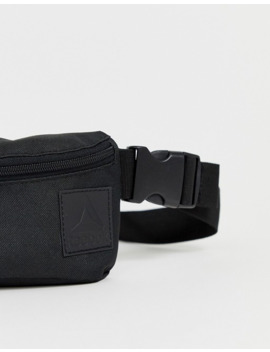 Reebok Training Bum Bag In Black by Reebok's