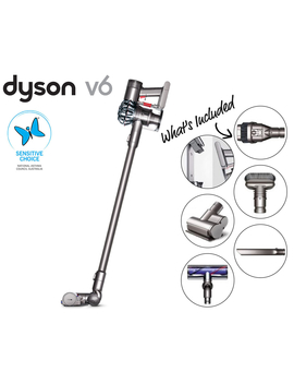 Dyson V6 Animal Extra Cordless Handstick Vacuum Cleaner by Dyson