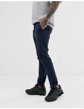 Asos Design 2 Pack Skinny Chinos In Khaki & Navy Save by Asos Design