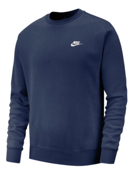Sportswear Club Crew Neck Sweatshirt by Nike
