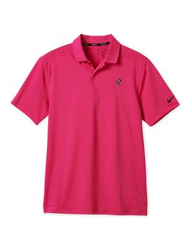 Mickey Mouse Performance Polo Shirt For Men By Nike Golf – Pink | Shop Disney by Disney