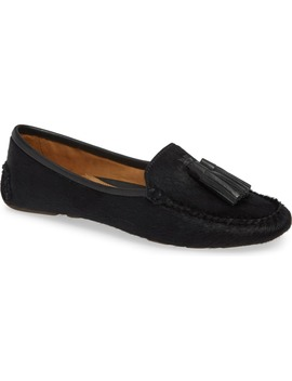 Ricky Genuine Calf Hair Loafer by Patricia Green
