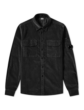 C.P. Company Cord Pocket Overshirt by C.P. Company