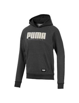 Athletics Men's Fleece Hoodie by Puma