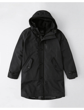 3 In 1 Premium Parka by Abercrombie & Fitch