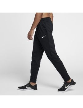 Nike Dri Fit  Men's Tapered Fleece Training Pants. Nike.Com by Nike
