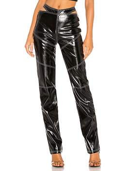 Paris Pant In Black by I.Am.Gia